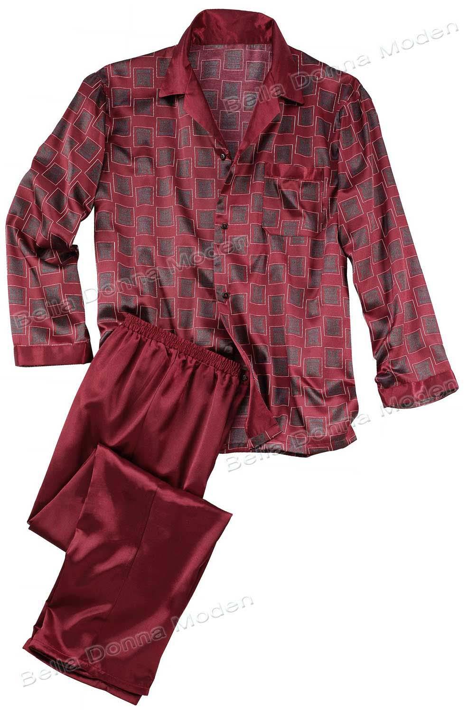 Ringella Herren Schlafanzug