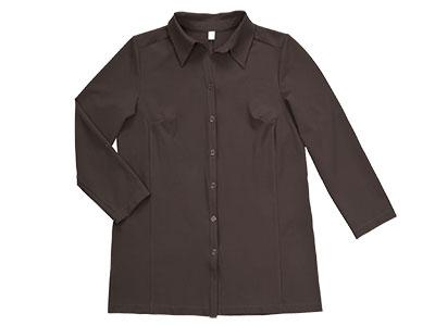 Tolle Basic Tunika Long Bluse Kiwi Grün Gr.46 48 52 54